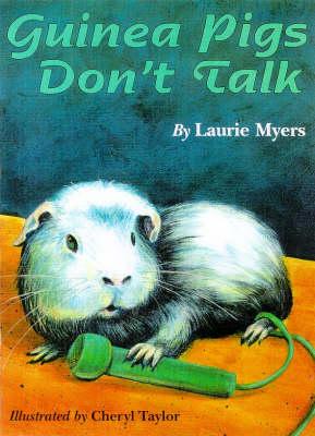 Guinea Pigs Don't Talk (Paperback)