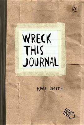 Wreck This Journal (Paper Bag) (Paperback)