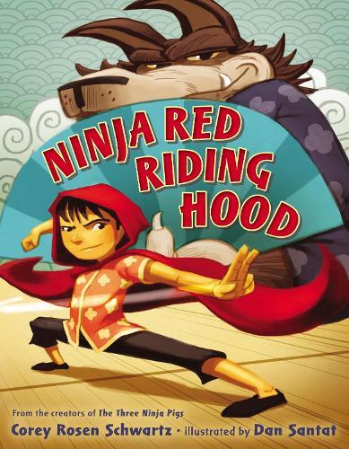 Ninja Red Riding Hood (Hardback)