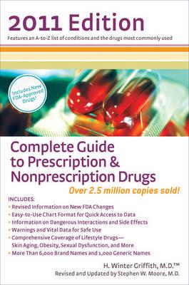 Complete Guide to Prescriptions & Nonprescription Drugs 2011 (Paperback)