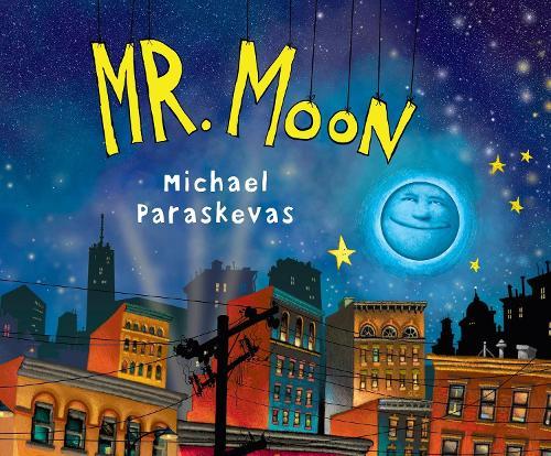 Mr. Moon (Board book)