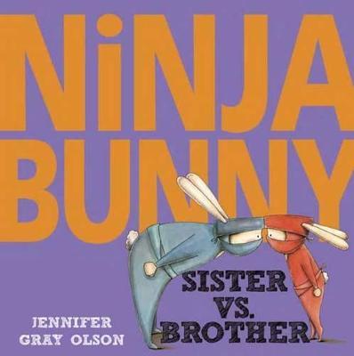 Ninja Bunny (Hardback)