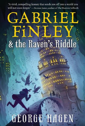 Gabriel Finley And The Raven's Riddle (Paperback)