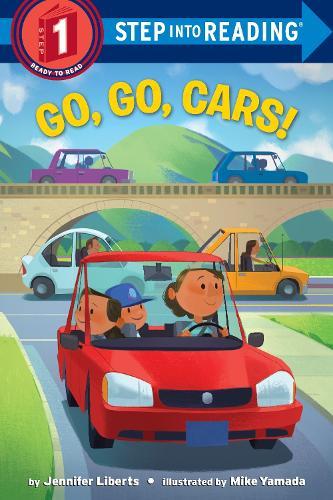 Go, Go, Cars! - Step into Reading (Paperback)