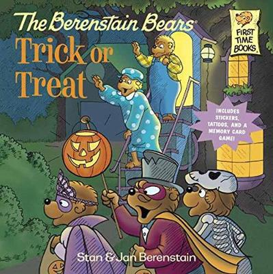 The Berenstain Bears Trick Or Treat (Deluxe Edition) (Paperback)