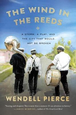 The Wind In The Reeds: A Storm, A Play, and the City That Would Not Be Broken (Paperback)