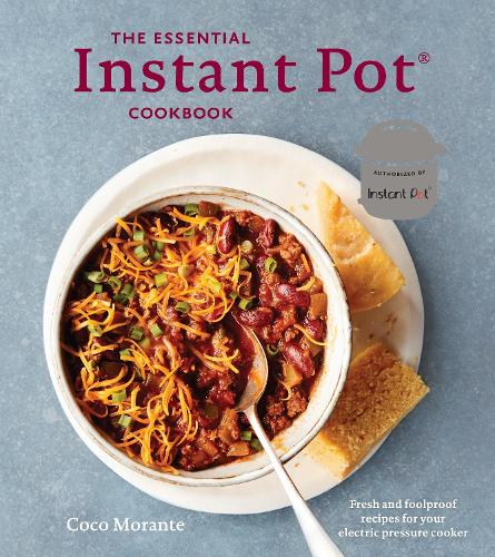 Essential Instant Pot Cookbook (Hardback)