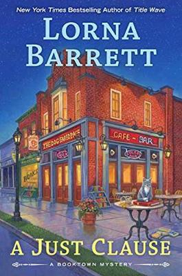 A Just Clause: A Booktown Mystery #11 (Hardback)