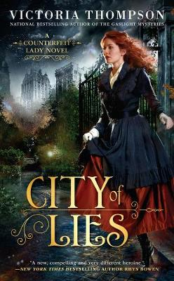 City Of Lies: Counterfeit Lady #1 (Paperback)