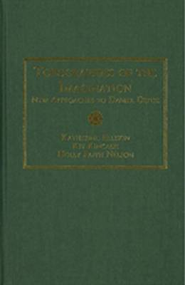 Topographies of the Imagination: New Approaches to Daniel Defoe - AMS Studies in the Eighteenth-Century 69 (Hardback)