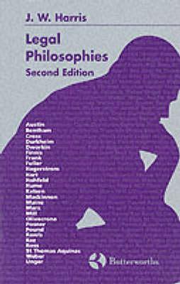 Legal Philosophies (Paperback)