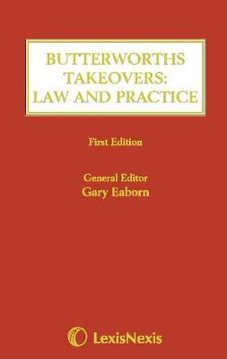 Takeovers: Law and Practice (Paperback)