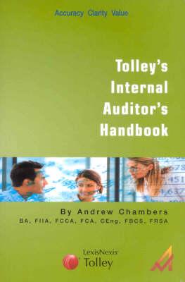 Internal Auditor's Handbook (Paperback)