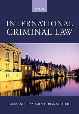 International Criminal Law: A Critical Introduction (Paperback)