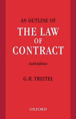 An Outline of the Law of Contract (Paperback)