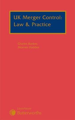 UK Merger Control: Law & Practice (Hardback)