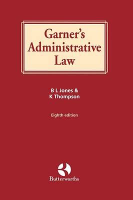 Garner's Administrative Law (Paperback)
