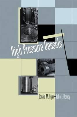 High Pressure Vessels (Hardback)