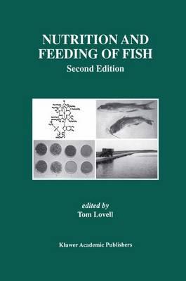 Nutrition and Feeding of Fish (Hardback)