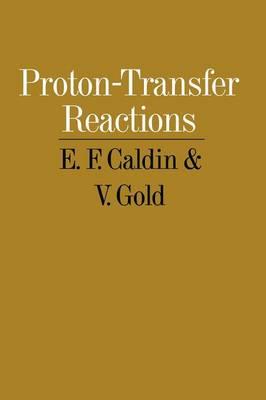 Proton-Transfer Reactions (Paperback)