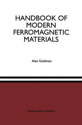 Handbook of Modern Ferromagnetic Materials - The Springer International Series in Engineering and Computer Science 505 (Hardback)