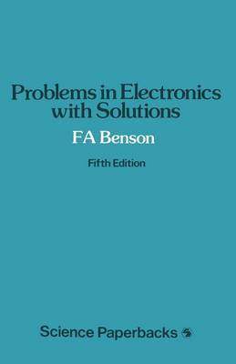 Problems in Electronics with Solutions (Paperback)