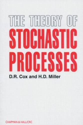The Theory of Stochastic Processes (Paperback)