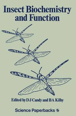 Insect Biochemistry and Function (Paperback)