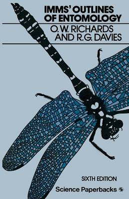Imms' Outlines of Entomology (Paperback)