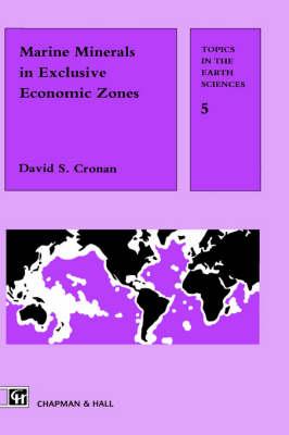 Marine Minerals in Exclusive Economic Zones (Hardback)