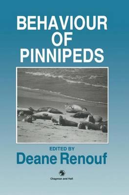 The Behaviour of Pinnipeds (Hardback)