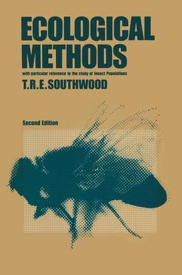 Ecological Methods: With Particular Reference to the Study of Insect Populations (Paperback)
