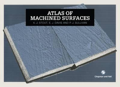 Atlas of Machined Surfaces (Hardback)