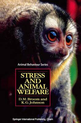 Stress and Animal Welfare (Paperback)