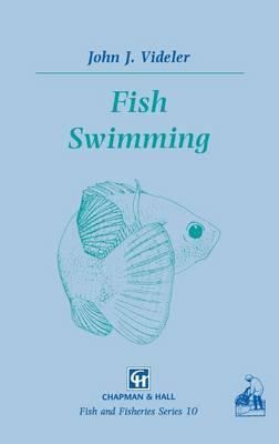 Fish Swimming (Hardback)
