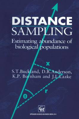 Distance Sampling: Estimating abundance of biological populations (Paperback)