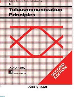 Telecommunications Principles (Hardback)