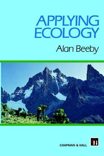 Applying Ecology (Paperback)
