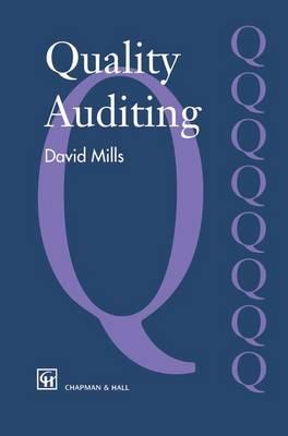Quality Auditing (Hardback)