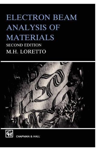 Electron Beam Analysis of Materials (Paperback)