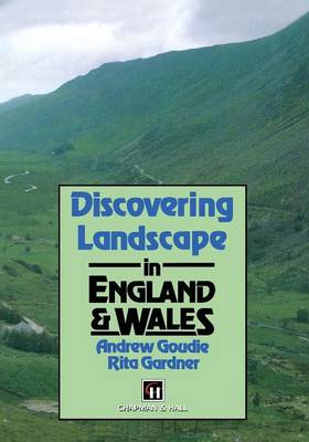 Discovering Landscape in England & Wales (Paperback)