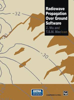 Radiowave Propagation Over Ground Software (Book)