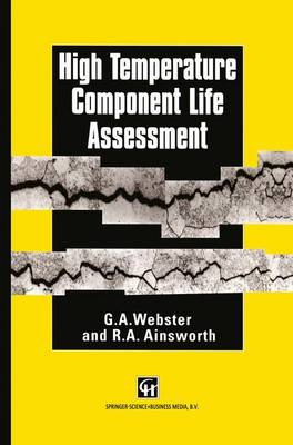 High Temperature Component Life Assessment (Hardback)