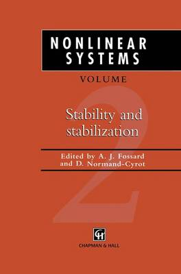 Nonlinear Systems: Stability and stabilization (Hardback)
