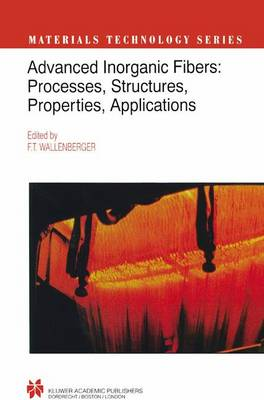 Advanced Inorganic Fibers: Processes - Structure - Properties - Applications - Materials Technology Series 6 (Hardback)