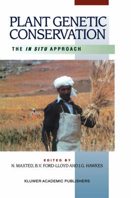 Plant Genetic Conservation: The in situ approach (Hardback)