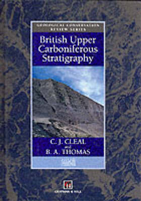 British Upper Carboniferous Stratigraphy - Emotions, Personality, and Psychotherapy (Hardback)