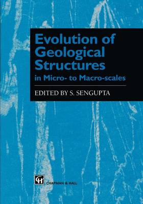 Evolution of Geological Structures in Micro- to Macro-scales (Hardback)