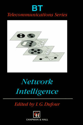 Network Intelligence - BT Telecommunications Series 10 (Hardback)