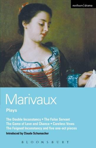 Marivaux Plays: Double Inconstancy; False Servant; Game of Love and Chance; Careless Vows; Feigned Inconstancy: 1-act Plays - World Classics (Paperback)